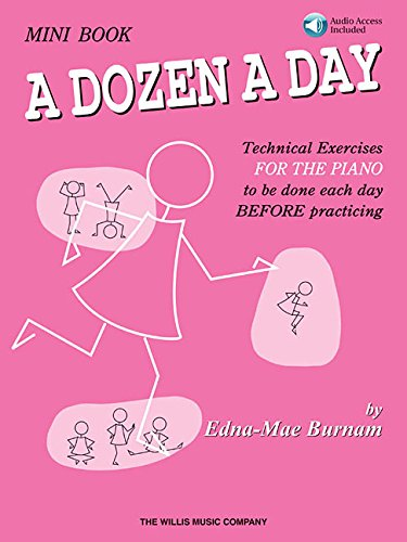 Dozen a Day (Mini Book/Online Audio) (A Dozen a Day)