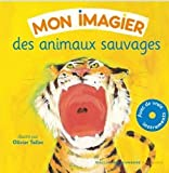 """Afficher """"Mon imagier des animaux sauvages"""""""