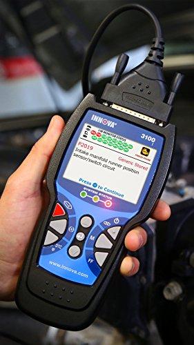 Innova 3100lector de código de Herramienta de análisis de diagnóstico/