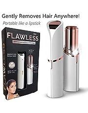 Bluedot Flawless Wax Finishing Touch Hair Remover Epilator Razor for Women