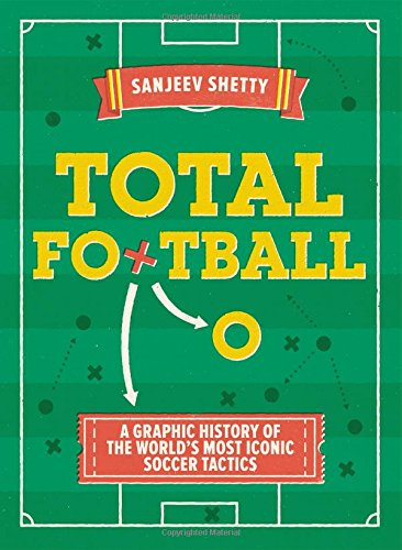 Total Football - A graphic history of the world's most iconic soccer tactics: The evolution of football formations and plays por Sanjeev Shetty