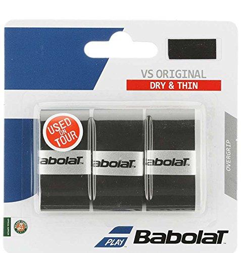 Preisvergleich Produktbild Babolat VS Grip Original 3er Overgrip,  Schwarz,  One Size