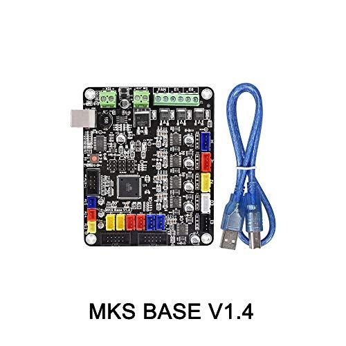 Placa controladora para rampas de impresora 3D 1 4, BIQU MKS-BASE V1 4