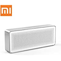 Xiaomi Altoparlante Bluetooth 4.2 2 Qualità audio HD Wireless portatile Bluetooth speaker Square Box