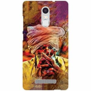 Design Worlds Back Cover For Xiaomi Redmi Note 3 Multicolor