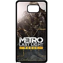 Liebhaber Geschenke Awesome Design Metro Last Light-Episoden Hard Case Cover für Samsung Galaxy Note 51306019za896688602note5Amy Nightwing 'Spiel der Shop