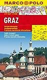 MARCO POLO Cityplan Graz 1:15 000: Stadsplattegrond 1:15 000 (MARCO POLO Citypläne)