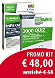 Kit concorso per infermiere collaboratore professionale sanitario. Manuale-Quiz