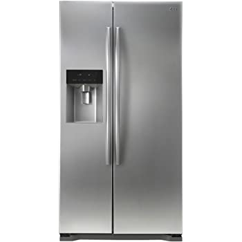 LG 567 L In Frost-Free Double Door Refrigerator (GC-L207GLQV, Platinum Silver)