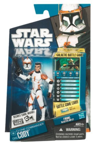 Clone Commander Cody Star Wars - The Clone Wars von Hasbro (Cody Star Wars)