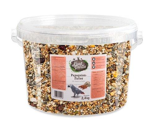 LandPartie Papageien-Futter 2,4kg