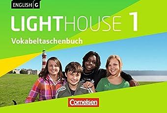 English G Lighthouse - Allgemeine Ausgabe: Band 1: 5. Schuljahr - Vokabeltaschenbuch