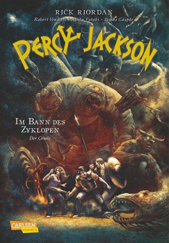 Percy Jackson (Comic) 2: Im Bann des Zyklopen