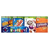 Nestle Pic a Pac Variety Cereal Pack, 8 boxes