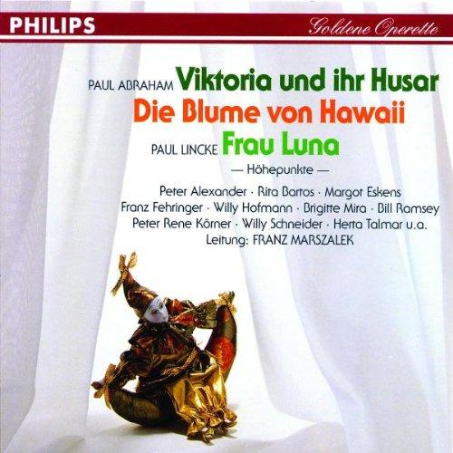 Goldene Operette - Abraham, Lincke