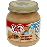 Cow & Gate Creamed Porridge 6mois + (125g) -
