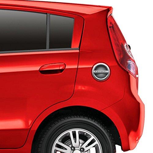 autographix circle petrol fuel badge (silver) Autographix Circle Petrol Fuel Badge (Silver) 51C03z5UM 2BL