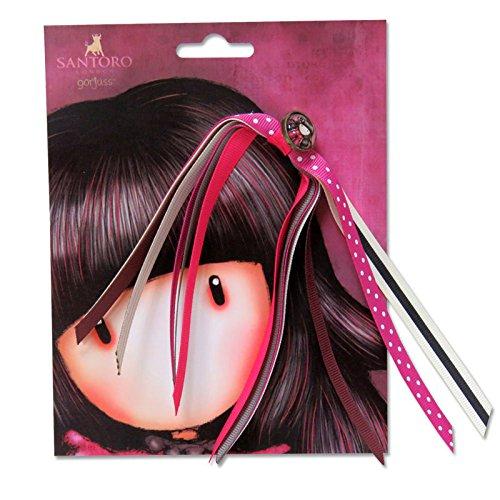 Gorjuss Haargummi aus Bändern (CYP Imports eb-01-g)