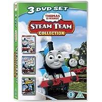 Thomas & Friends: Steam Team Collection- Splish, Splash, Splosh! / Thomas and the Runaway Kite / Creaky Cranky