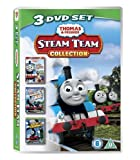 Thomas & Friends: Steam Team Collection - Triple Pack - Splish, Splash, Splosh! / Thomas and the Runaway Kite / Creaky Cranky [DVD] [UK Import]