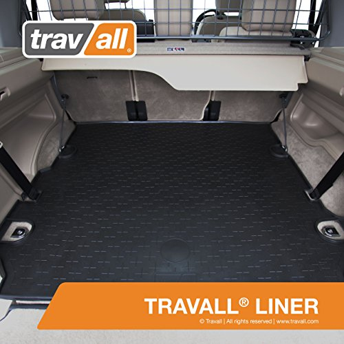 Travall Liner TBM1032 - Vehicle-Specific Rubber Boot Mat Liner