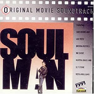 Soul Man [Import anglais]