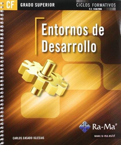 Entornos de Desarrollo (GRADO SUPERIOR) por Carlos Casado Iglesias