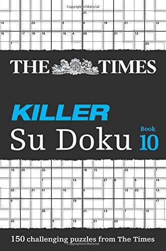 The Times Killer Su Doku Book 10