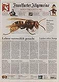 FAZ Frankfurter Allgemeine Sonntagszeitung [Jahresabo]