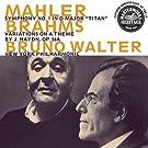 Mahler : Symphonie n� 1 - Walter