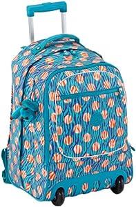 Kipling School Backpack Soobin L Red K15013