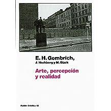 Arte, percepción y realidad (Estética)