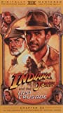 Indiana Jones: Last Crusade [VHS] [Import USA]