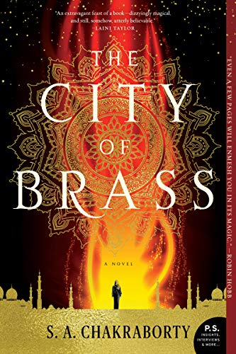 The City of Brass: A Novel (The Daevabad Trilogy) (English Edition)