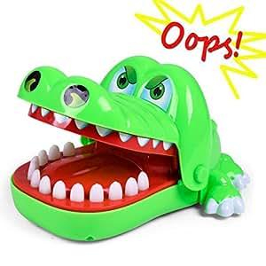 ... Oun Nana Crocodile Dentist - Crocodile Biting Finger Game Funny Toys 5bda159d38