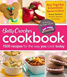 Betty Crocker Cookbook, 11th Edition: Box Tops for Education Special Edition (Betty Crocker's Cookbook)