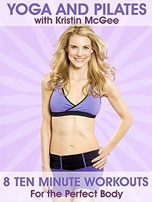 Yoga and Pilates with Kristin McGee [OV]