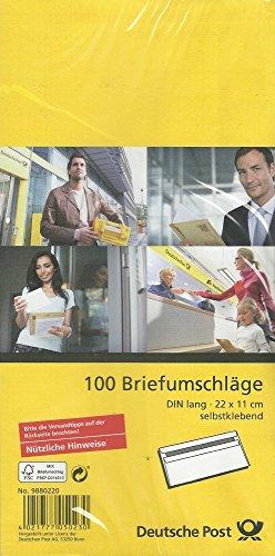deutsche-post-100-umschlge-din-lang-wei-selbstklebend-ohne-fenster-edizione-germania