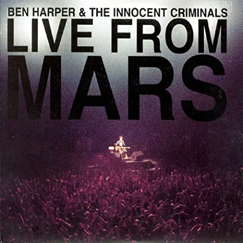 Live From Mars - Live From Mars by Harper, Ben