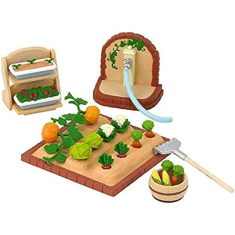 Sylvanian Families 3564 - Kit de jardín en miniatura