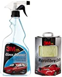 Best 3M Interior Car Cleaners - 3M Combo of Glass Cleaner (500 ml) Review