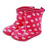 Vine Kinder Gummistiefel Kinderschuh Baby Wasserdicht Schuhe
