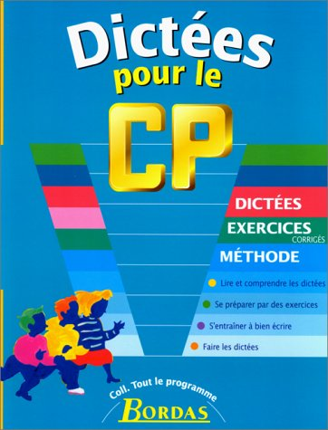 DICTEES CP (Ancienne Edition)