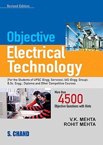 objective electrical technology ebook v k mehta rohit mehta