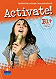 Activate! Workbook With Key. B1+ (+ CD)