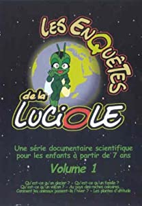 """Afficher """"Les enquêtes de Luciole n° 1 Les Enquêtes de la Luciole"""""""
