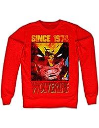 Wolverine Since 1974 Sweatshirt (Rouge)
