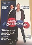 Numéro Complémentaire - Steevy Boulay - Georges Beller - 40x60cm - AFFICHE / POSTER