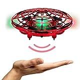 MaxTronic Juguetes Voladores, Recargable Flying Juguetes Flying Ball,...