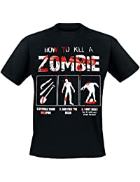 Darkside – How To Kill A Zombie T-Shirt